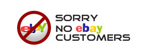 No Ebay Customers