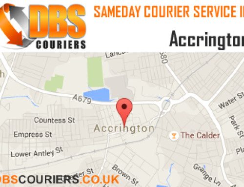 Accrington Couriers