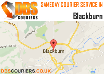 Blackburn Couriers
