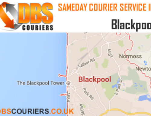 Blackpool Couriers