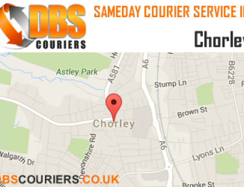 Chorley Couriers