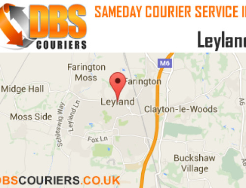 Leyland Couriers