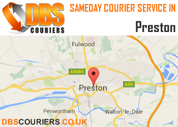 Preston Couriers