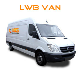 LWB Van Same Day Courier