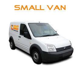 Small Van Same Day Courier