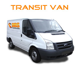 Transit Van Same Day Courier